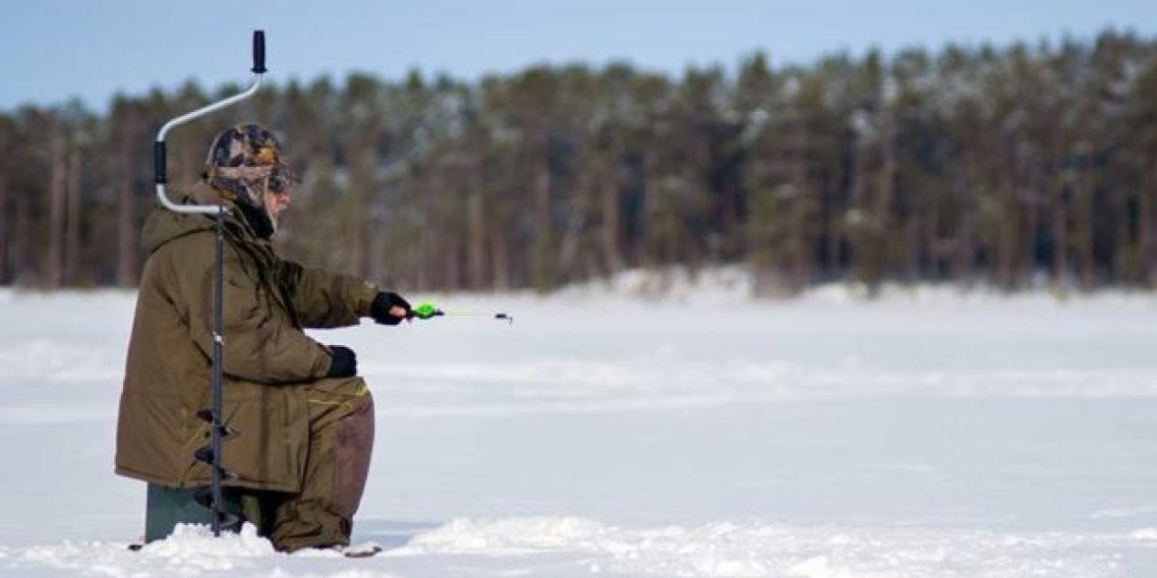 Ice Fishing for Guys Who Don't Ice Fish