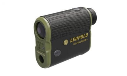The New Leupold RX-FullDraw 4 Rangefinder Uses Personal Ballistics Data