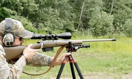 A Look at the Brand New Ruger Hawkeye Long Range Hunter Rifle