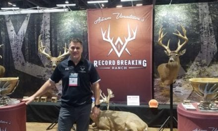 Adam Vinatieri Talks About His Record Breaking Ranch and Love for Hunting at SCI Show