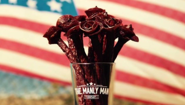 Manly Man Beef Jerky