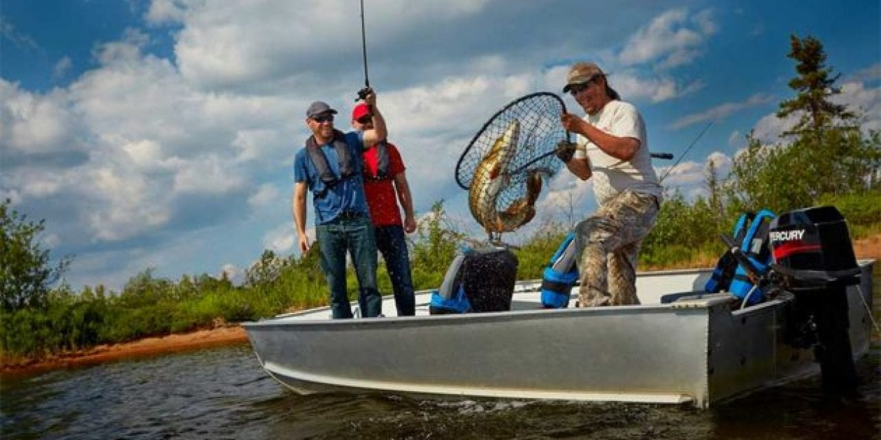 Have Aspirations of a Dream Canadian Fishing Lodge?