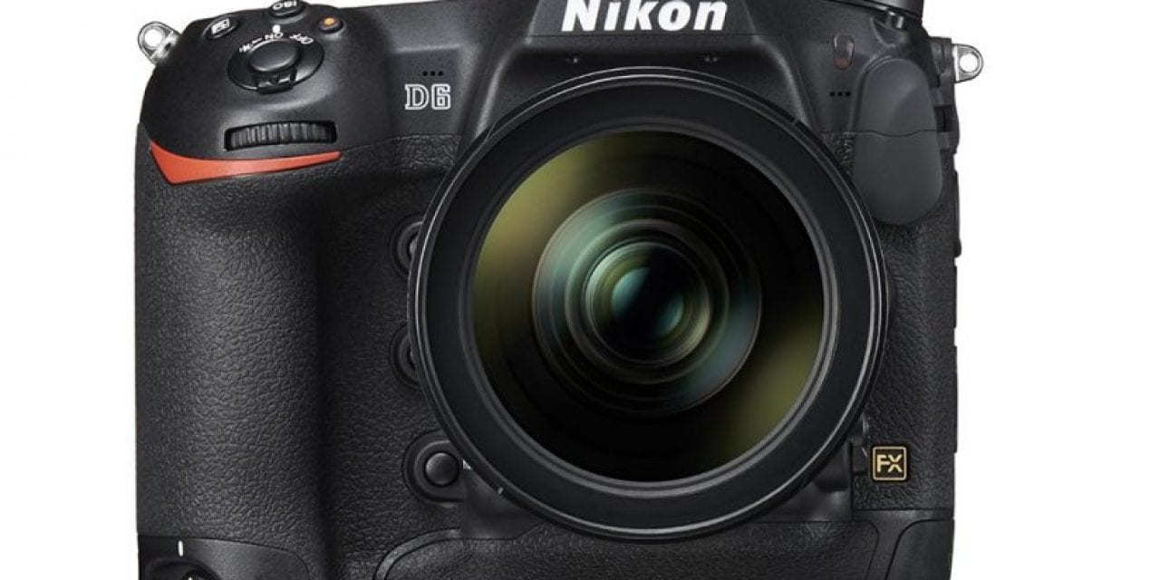Nikon Unveils D6 And Two New Lenses For Z Mirrorless