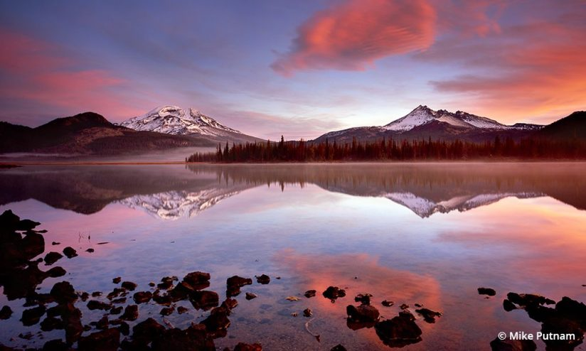 photo of Sparks Lake Deschutes National Forest, Oregon