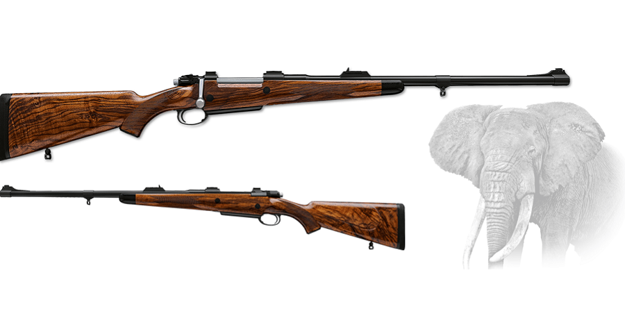 Best Rifles For Hunting Africa