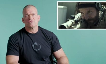 Watch This Navy SEAL Break Down Combat Scenes from Hollywood Movies