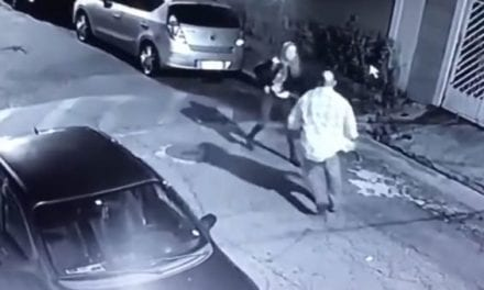 Woman Stops Attackers in His Tracks With Concealed Firearm