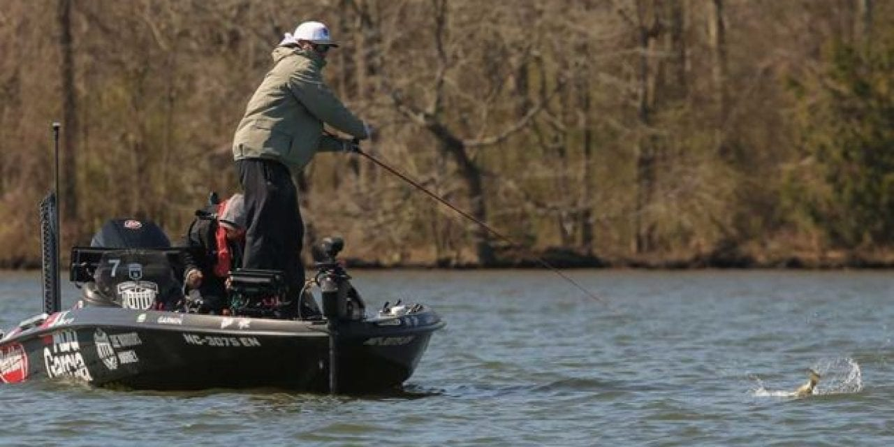 Bassmaster Classic Recap: Day Two Sees Hank Cherry, Jr. Hold Lead, Lester in Second