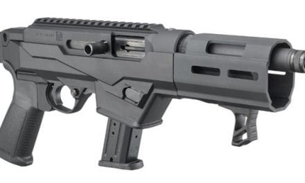 Ruger PC Charger: Take a Look at This Unique New Gun