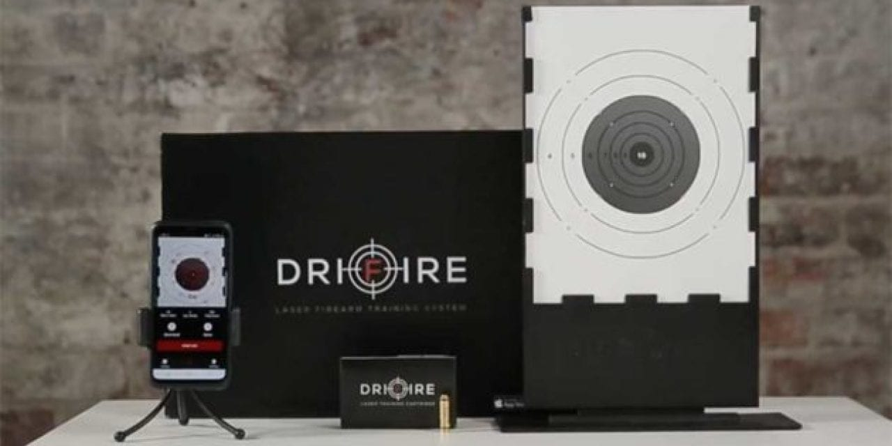 Save Time and Money: Practice Shooting at Home With the DriFire Laser Firearm Training System