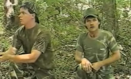 T.K. & Mike Try their Hand at Turkey Calling in a Classic Clip