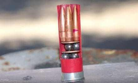 The 'Shotgun Shell From Hell' Looks Like a Strange Science Experiment