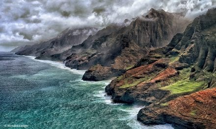 2019 Great Outdoors Photo Contest First Place: Napali Storm