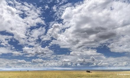 2019 Great Outdoors Photo Contest Third Place: Big Sky Country