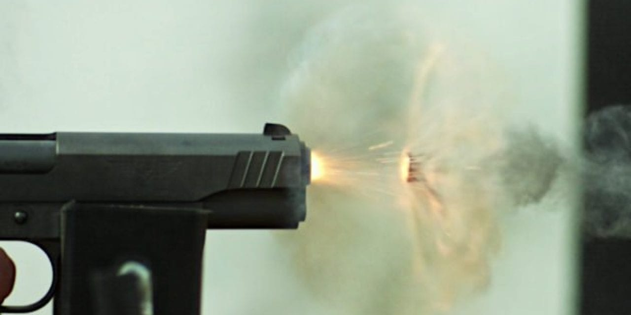 Bullet Racing Experiment Captures Awesome Slow Motion Footage of Different Firearms