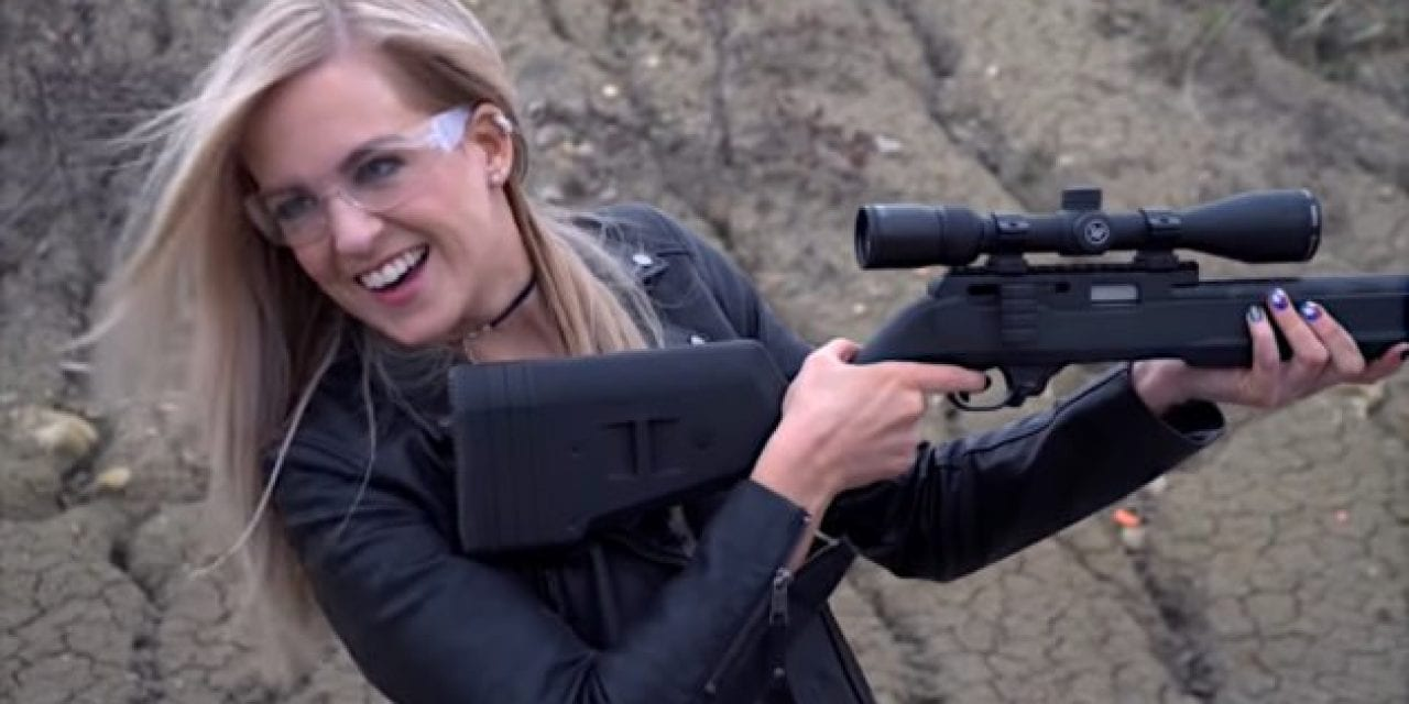 Irish Woman Faces Fear of Firearms During Visit to Texas