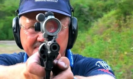 Rapid Fire Montage with Jerry Miculek, the Fastest Shooter in the World