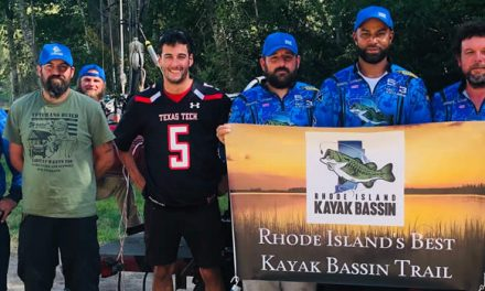 RI Kayak Bassin' is ready for a very big year