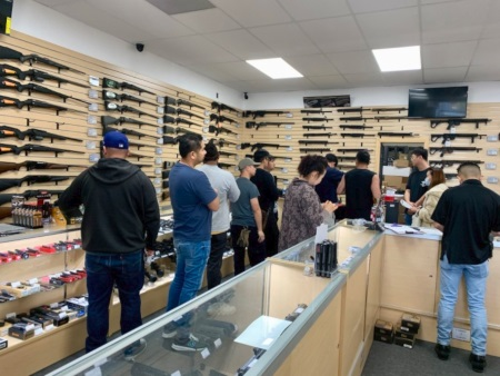 Rising crime during pandemic shows why gun sales up