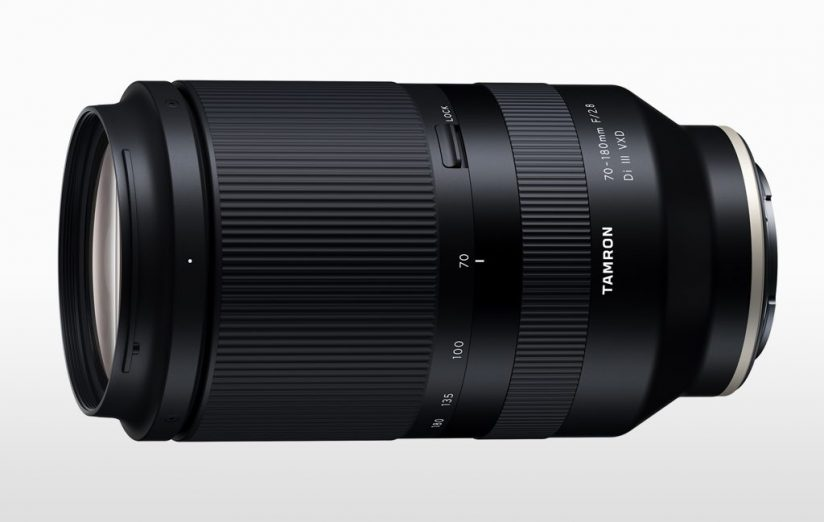 Product photo of the Tamron 70-180mm F/2.8 Di III VXD (Model A056)