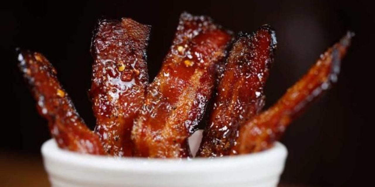This is the Ultimate Beer-Candied Bacon Recipe