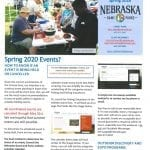 Youth Fishing Instructor Newsletter, Spring 2020