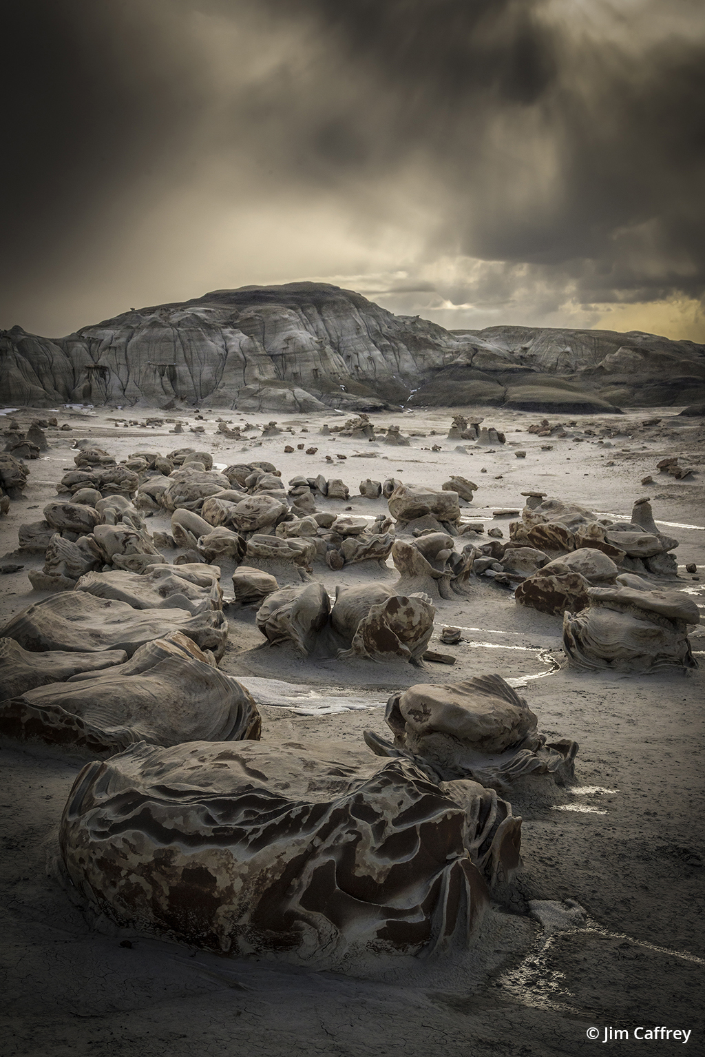 Image taken at Bisti Wilderness