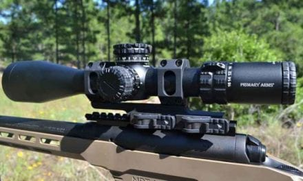 Gear Review: The Primary Arms GLx4 4-16x50mm Rifle Scope