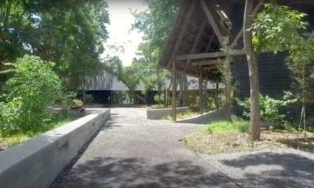 Mississippi Marine Education Center Won a National Architectural Award, and We Can Vouch for It