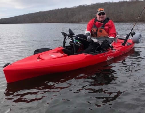 Kayak Review, 2019 Hobie Outback