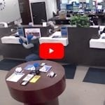 Armed Robber Loses Intense, Close Range Gunfight with Bank Guard