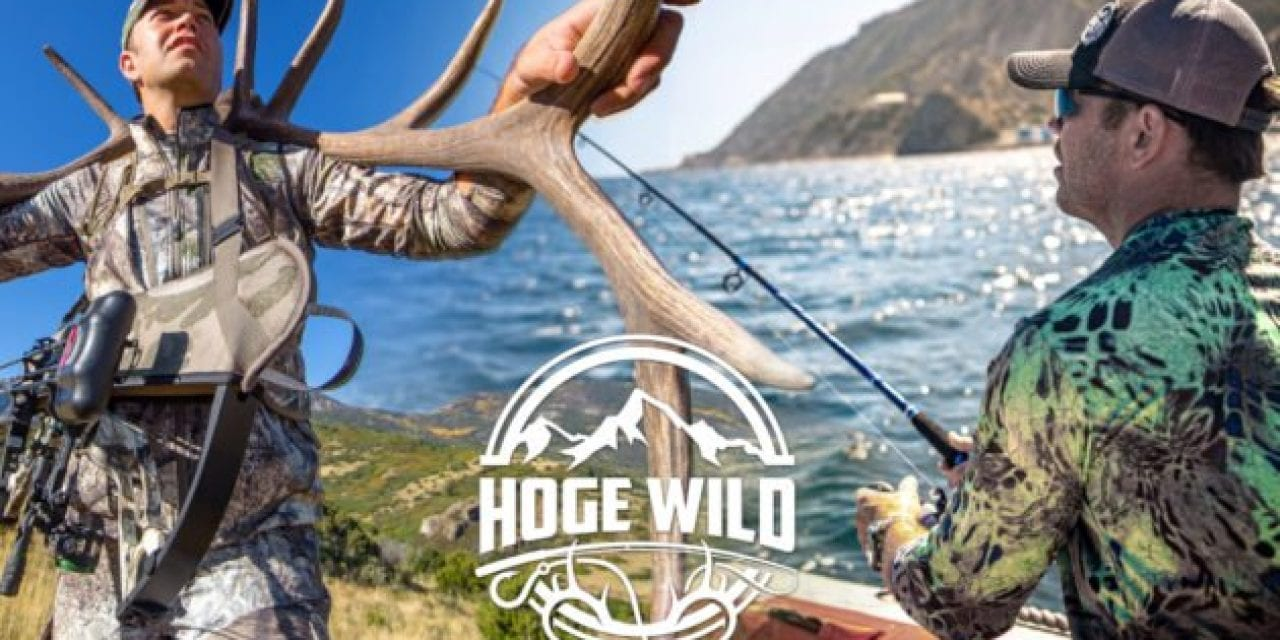 "Country Music Star Lucas Hoge Talks About His New Outdoor Show ""Hoge Wild"""