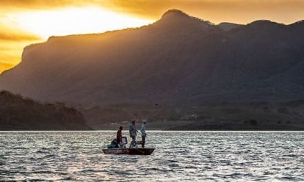 Lake El Salto Is Every Angler's Paradise