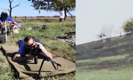 Man Shoots His 6.5 Creedmoor From a Mile