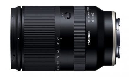 Tamron Introduces 28-200mm All-In-One Zoom For Sony
