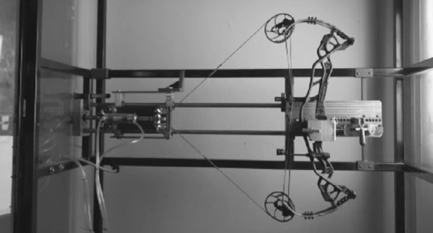 compound bow dry firing