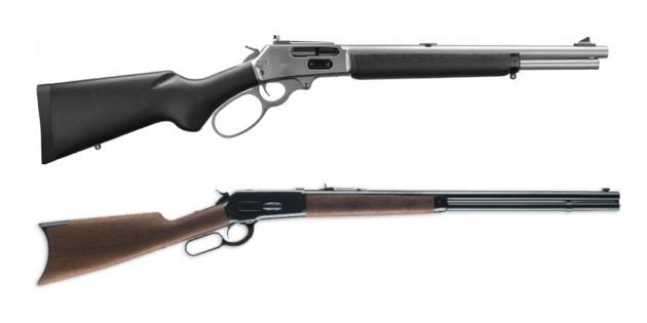 6 Great Choices of Hunting Rifle Chambered for .45-70 Govt