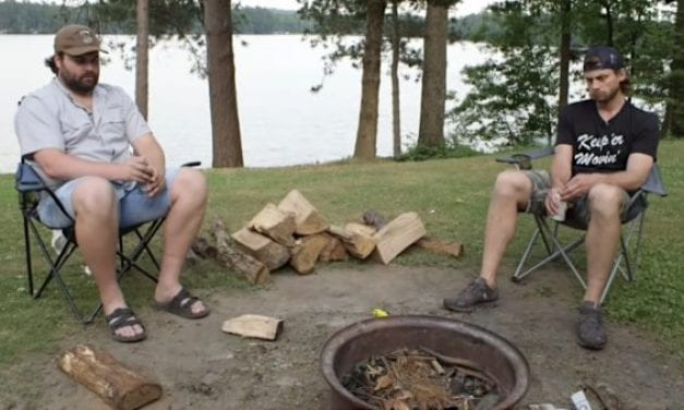 Hilarious Parody Highlights the Difficulties of Starting a Bonfire