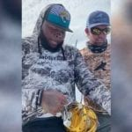 Jacksonville Jaguars' Jawaan Taylor Catches a Scale-Tipping Grouper with BlacktipH