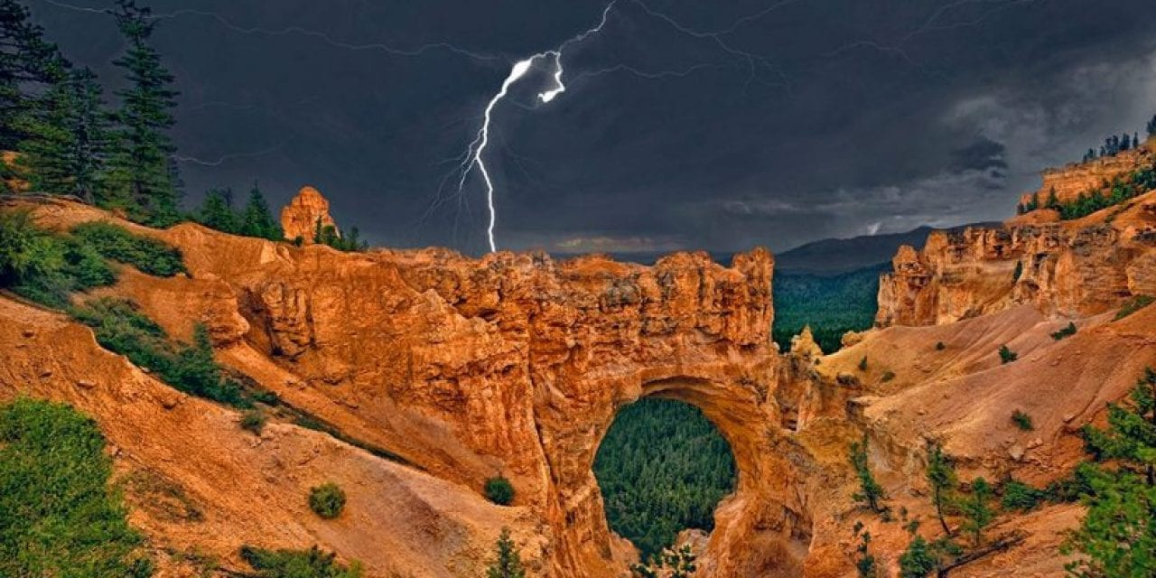 Monsoon Photography In The Southwest
