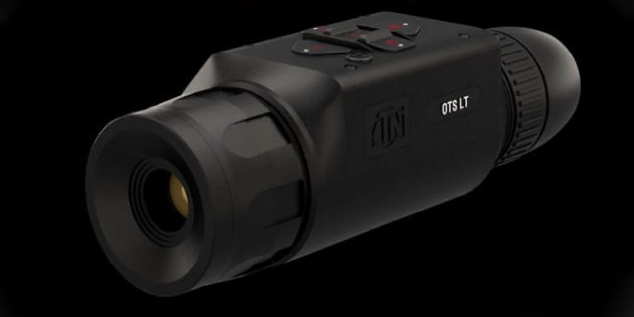The OTS LT, ATN's Thermal Monocular, Boasts Next Gen Power