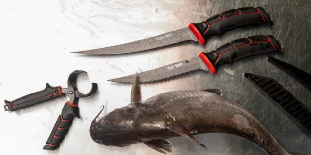 """Ugly Stik Introduces New """"Ugly Tool"""" Knives and Fish Cleaning Equipment"""