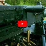 Witness the Destructive Capability of the M2 Browning Machine Gun in Slow Motion