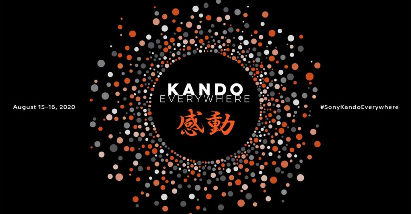 Promotional art for Sony Kando Everywhere event