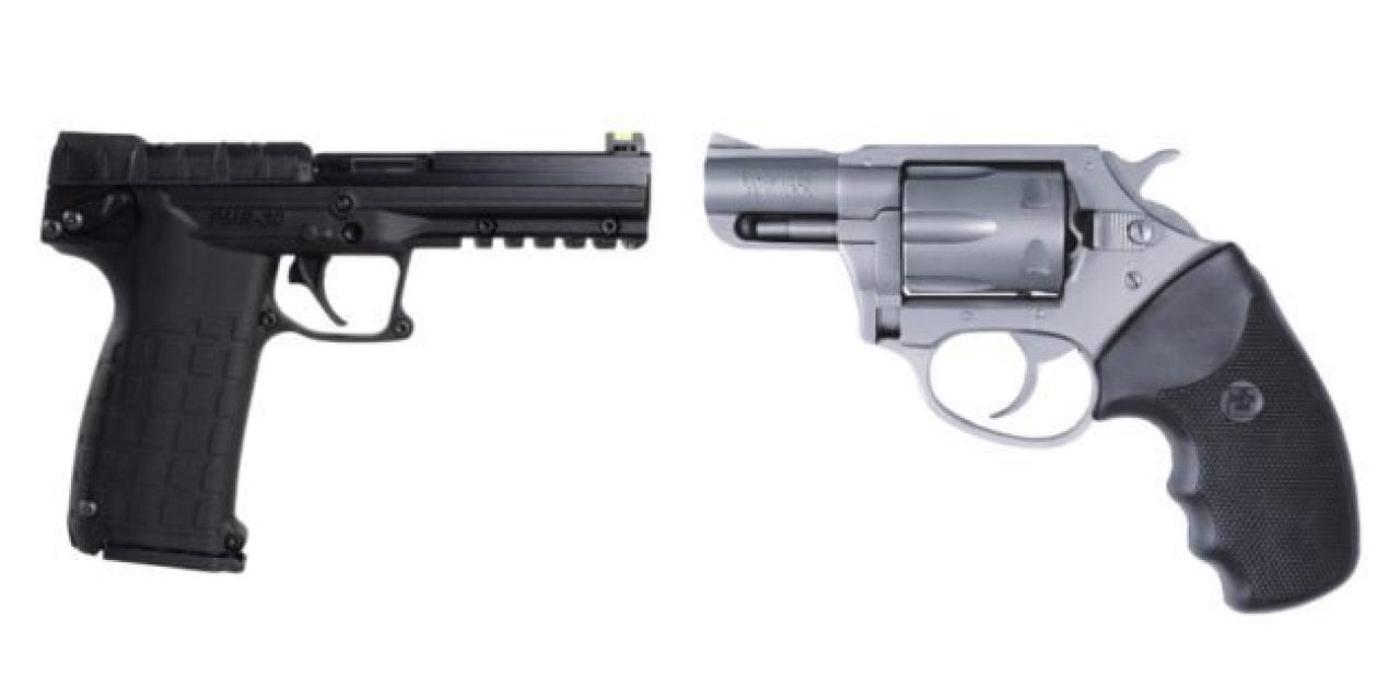 8 Top Choices for Handguns Chambered in .22 WMR