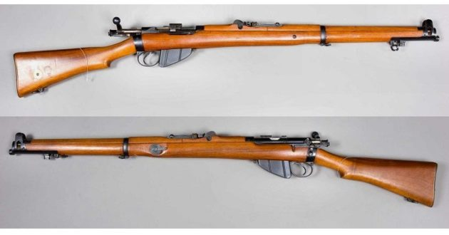 9 deadliest rifles of all time lee enfield