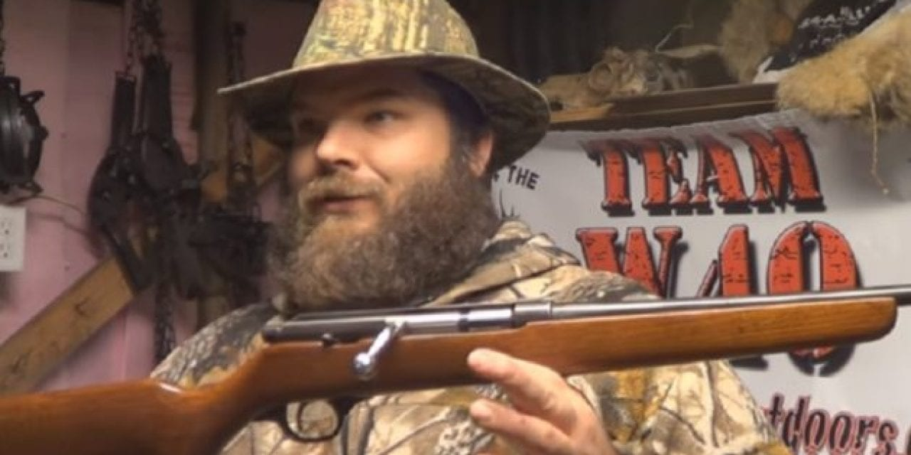 According to This Hunter, a .410 is the Only Gun to Hunt Squirrels With
