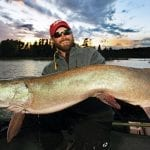 Cast Blue Fox Super Bous For Muskies