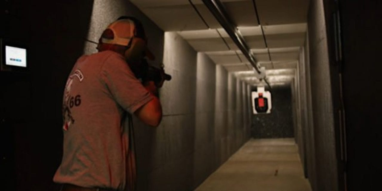 Dream Home's Private Indoor Shooting Range is Seriously Impressive