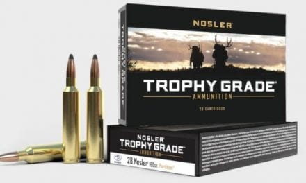 Nosler Announces Expanded Partnership with RMEF